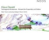 Tschappina-Variationen/Konzert Fuer Ensemble Und V