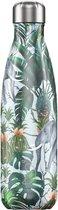 Chilly's Bottle Drink- & Thermosfles Tropische Olifanten