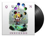 CD cover van Innuendo ((Limited Edition) van Queen