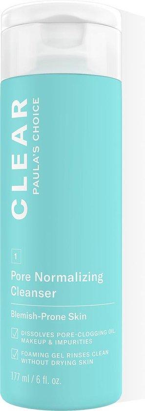 Paula's Choice Clear Gel Gezichtsreiniger - Huid met Acne - 177 ml