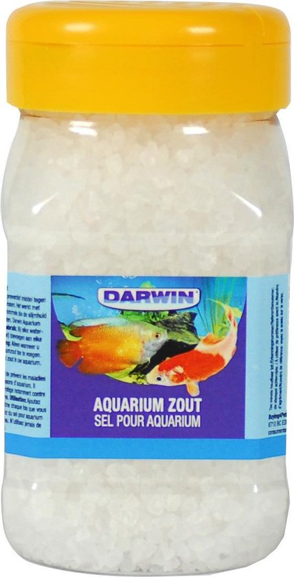 Darwin Aquarium Zout - 330 ml