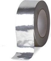 Aluminium Tape 50MM x 50M – Hittebestendig – Isolatie – Dichten Van Naden – Waterdicht – Dampdicht – Hoge Temperatuur