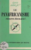 Le panafricanisme