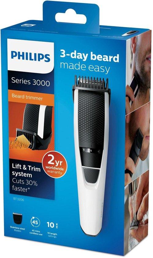 Philips Philips BT3206/14 - Baardtrimmer