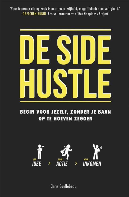 De Side Hustle - Chris Guillebeau |