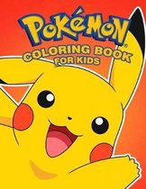 POKEMON coloring book for kids
