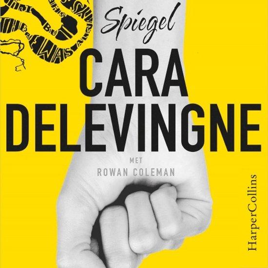 Spiegel - Cara Delevingne  