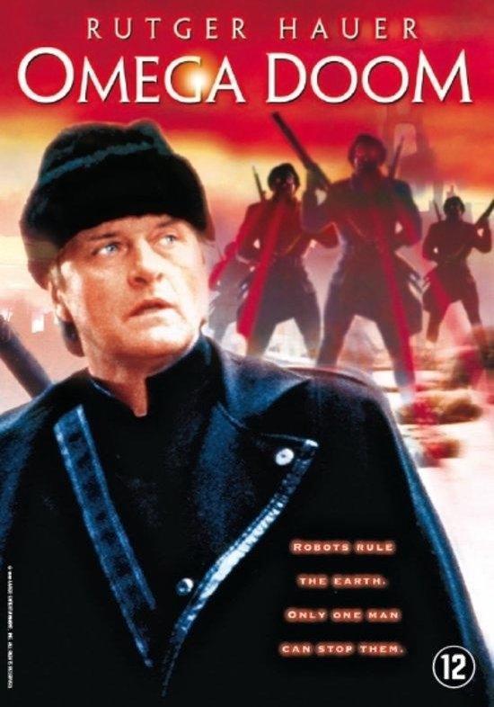 Cover van de film 'Omega Doom'