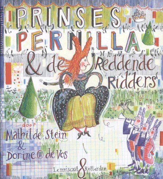 Prinses Pernilla en de reddende ridders - Mathilde Stein | Readingchampions.org.uk