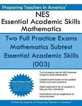 NES Essential Academic Skills Mathematics