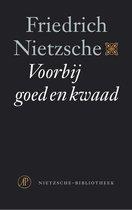 Boek cover Nietzsche-bibliotheek - Voorbij goed en kwaad van Friedrich Nietzsche (Paperback)