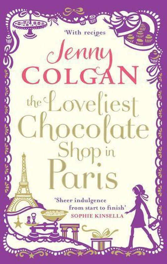 Omslag van The Loveliest Chocolate Shop in Paris