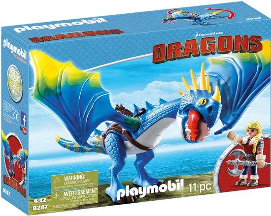 Playmobil Dragons 'Astrid en Stormvlieg'