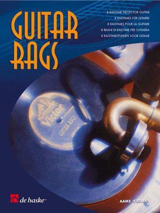 Guitar Rags - A. Jordans |