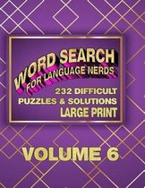 Word Search Puzzles for Language Nerds