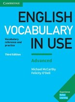 English Vocabulary in Use - Adv Book with answers