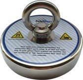 Magneetvissen - Vismagneet - 160 kg - Kleine krachtige zoekmagneet - Metaaldetector