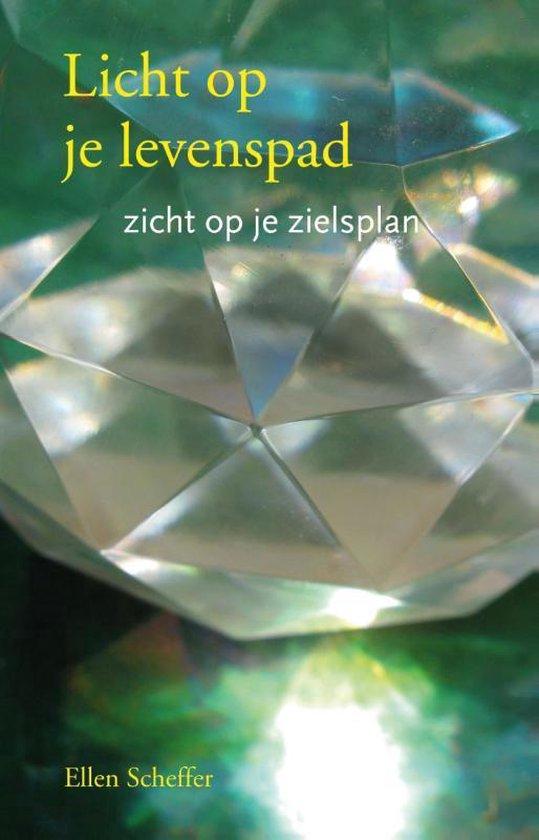 Boek cover Licht op je levenspad van Ellen Scheffer (Paperback)