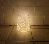 100 Led koper lichtdraad, decoratie voor in huis