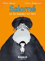 Omslag Salomé et les hommes en noir
