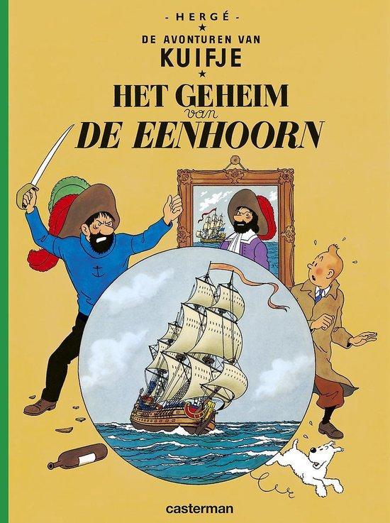 Kuifje 11. het geheim van de eenhoorn - Hergé pdf epub