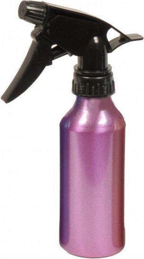 Waterverstuiver metallic paars 200 ml