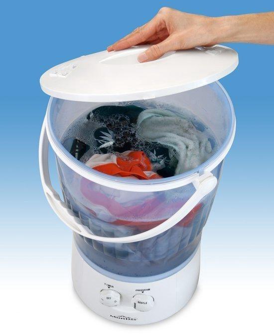 Montiss HWM5757M - Mini wasmachine - Lichtgewicht