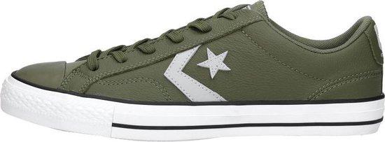 bol.com   Converse Heren Sneakers Star Player Ox Men - Groen ...