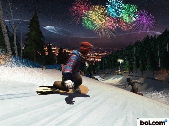 Shaun White Snowboarding Playstation 2 - Ubisoft
