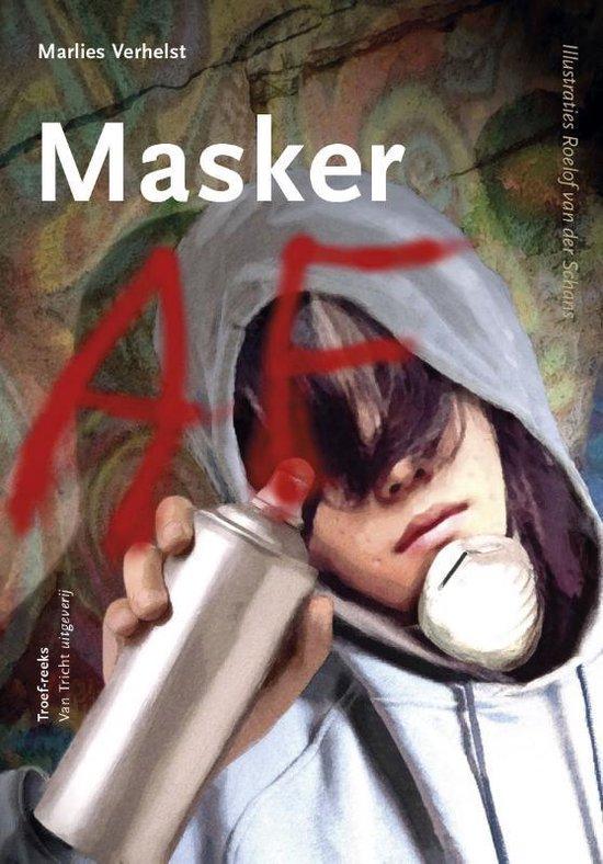 Troef-reeks - Masker af - Marlies Verhelst | Readingchampions.org.uk