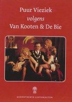 Boek cover Puur Vieziek volgens Van Kooten & De Bie van Kees van Kooten