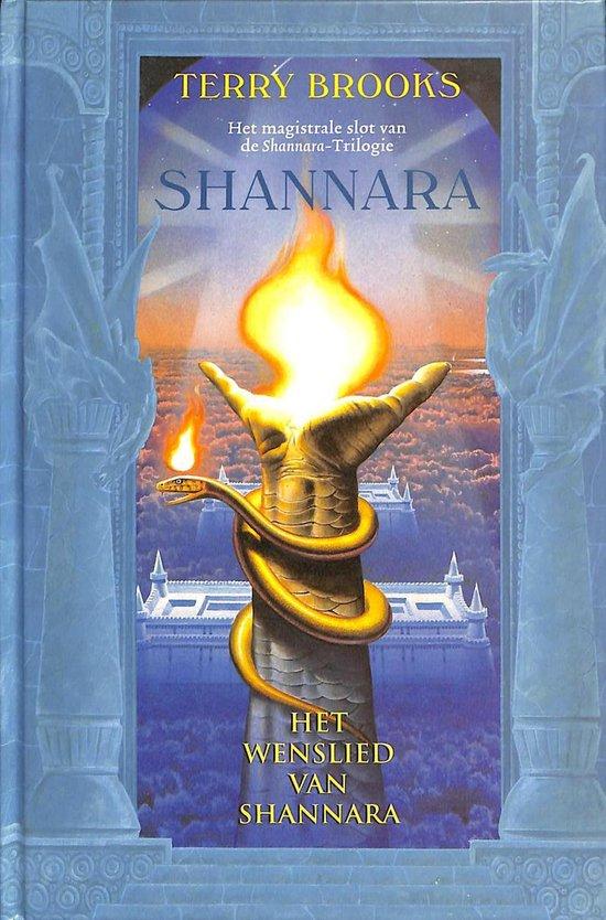 Het Wenslied Van Shannara - Terry Brooks   Readingchampions.org.uk
