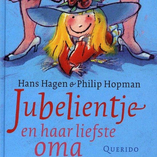 Boek cover Jubelientje - Jubelientje en haar liefste oma van Hans Hagen (Onbekend)