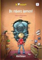 Ik ♥ lezen  -   De robots komen!