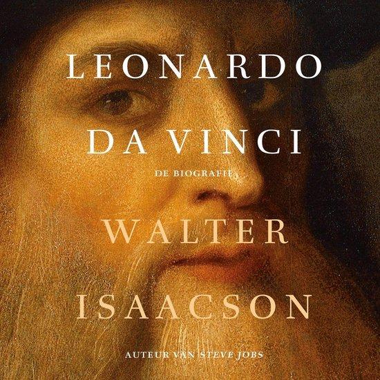 Boek cover Leonardo da Vinci van Walter Isaacson (Onbekend)