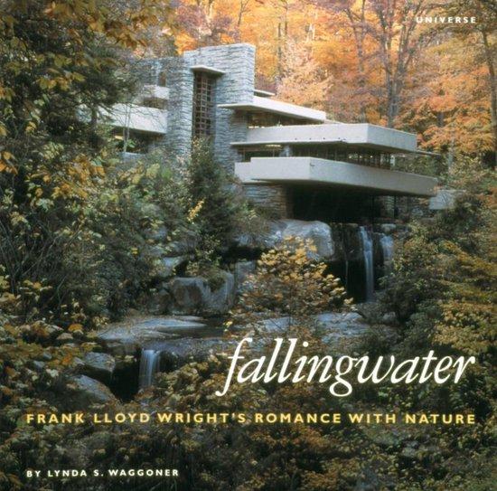 Boek cover Fallingwater van Lynda S. Waggoner (Hardcover)