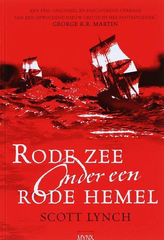 Rode Zee Onder Een Rode Hemel - S. Lynch |