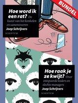 Combinatiepakket Joep Schrijvers: Hoe word ik een rat? + Hoe raak je ze kwijt?