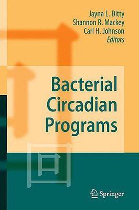 Bacterial Circadian Programs