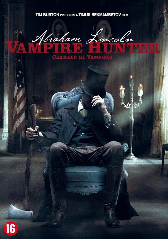Cover van de film 'Abraham Lincoln: Vampire Hunter'