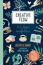 Boek cover Creative flow van Jocelyn de Kwant