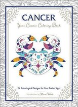 Cancer Your Cosmic Coloring Book
