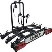 Pro-user Amber III Fietsendrager - 3 Fietsen