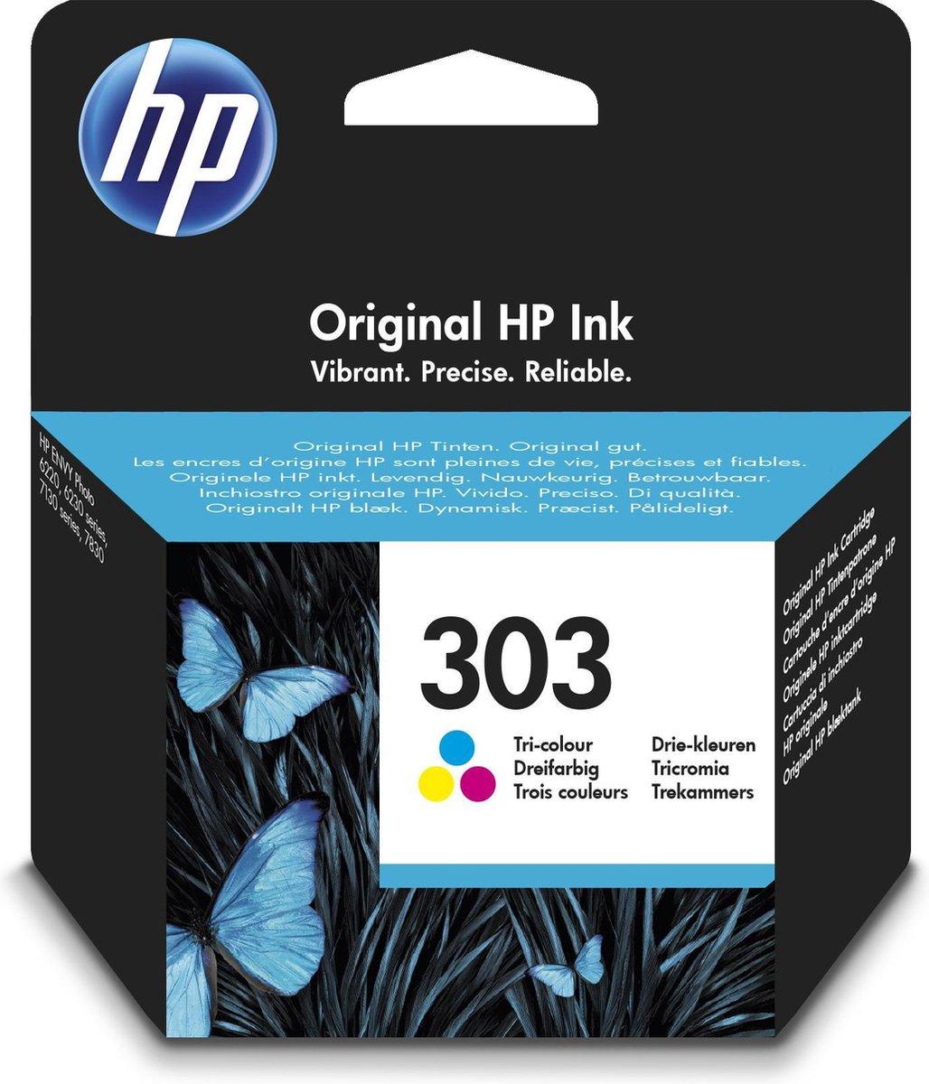 HP 303 - Inktcartridge / Kleur
