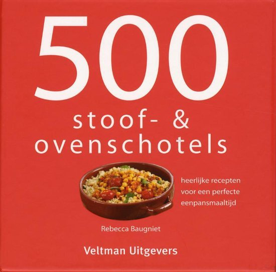 500 stoof- & ovenschotels - TextCase |