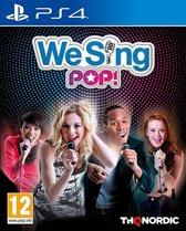 We Sing: Pop PS4