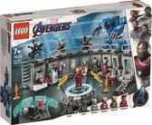 LEGO Marvel Avengers: Endgame Iron Man Labervaring - 76125