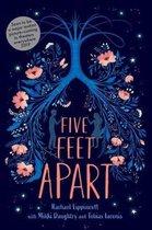 Boekomslag van 'Five Feet Apart'