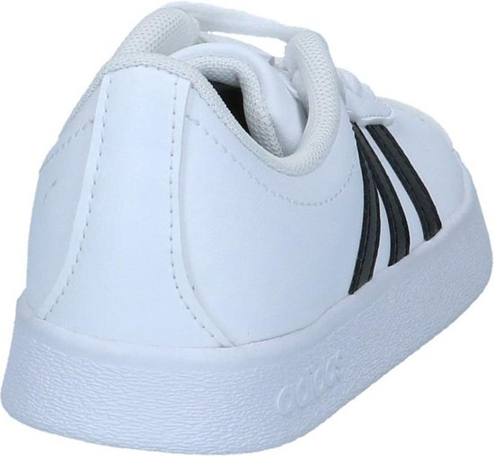 adidas VL Court 2.0 Witte Sneakers | TORFS.BE | Gratis