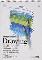 Strathmore 200 series teken papier - wit